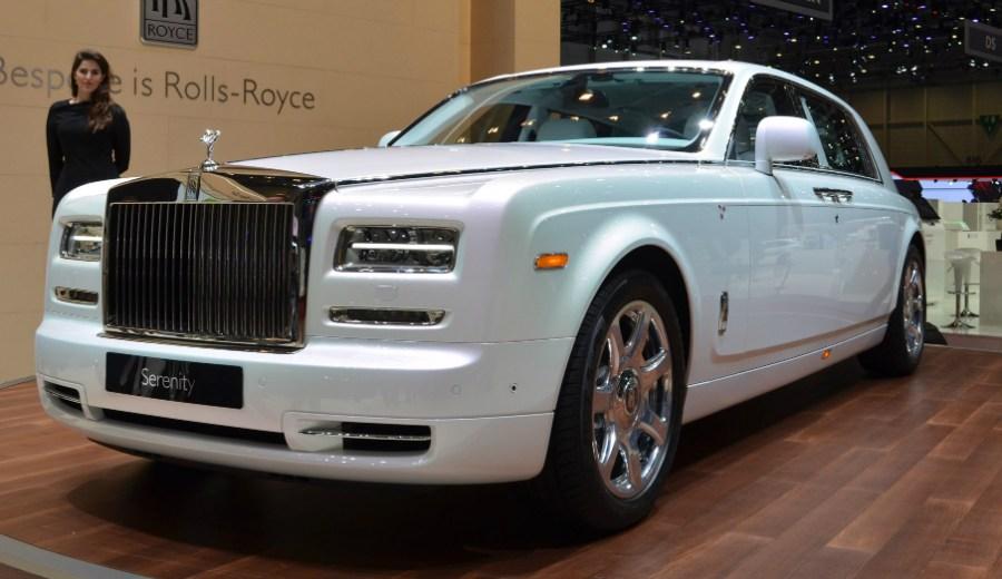 06.14.16 - 2016 Rolls-Royce Phantom