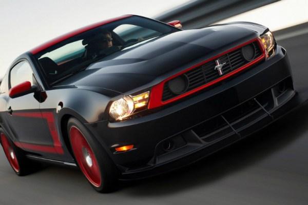 07.04.16 - Ford Mustang Boss 302 Laguna Seca