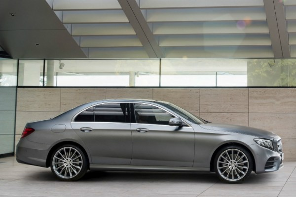 11.03.16 - 2017 Mercedes-Benz E-Class