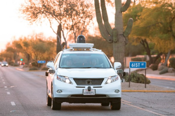 11.08.16 - Google Self-Driving Car