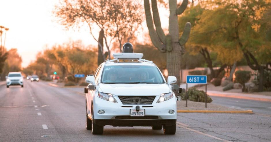 11.08.16 - Google Self-Driving Car