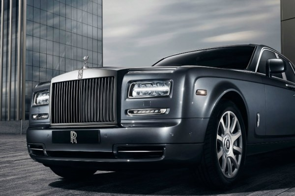01.18.17 - Rolls-Royce Phantom