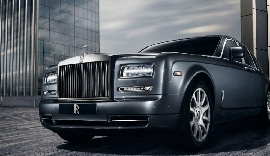 01.18.17 - Rolls-Royce Phantom