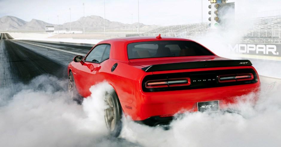 01.25.17 - Dodge Challenger SRT Hellcat
