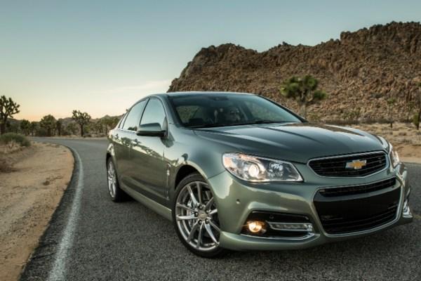 02.20.17 - Chevrolet SS