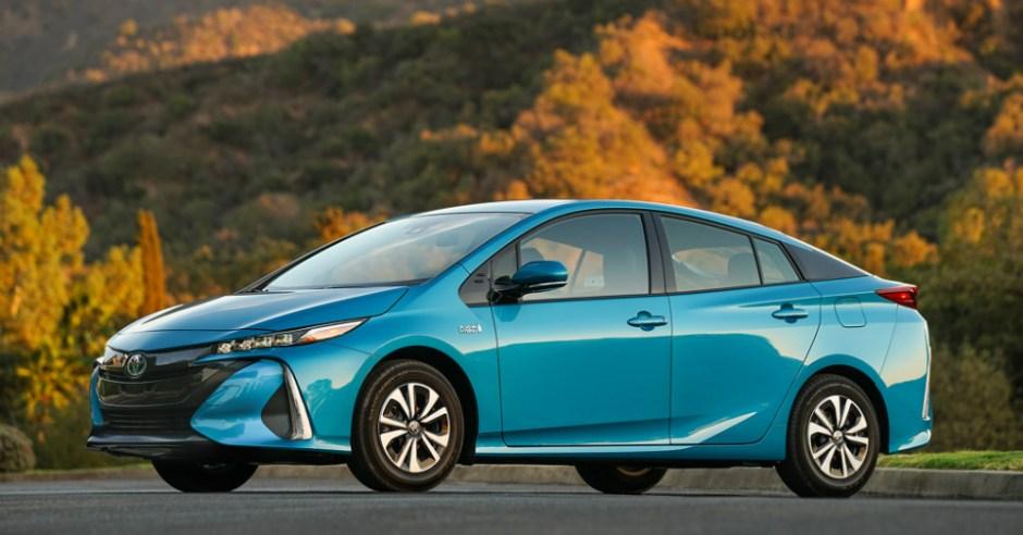 05.31.17 - Toyota Prius Prime