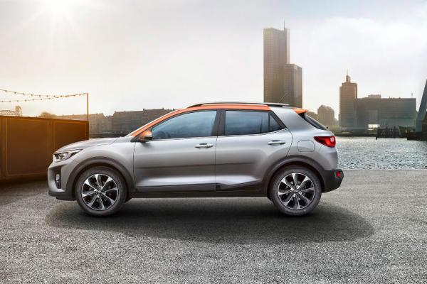 Kia is preparing for a new crossover.