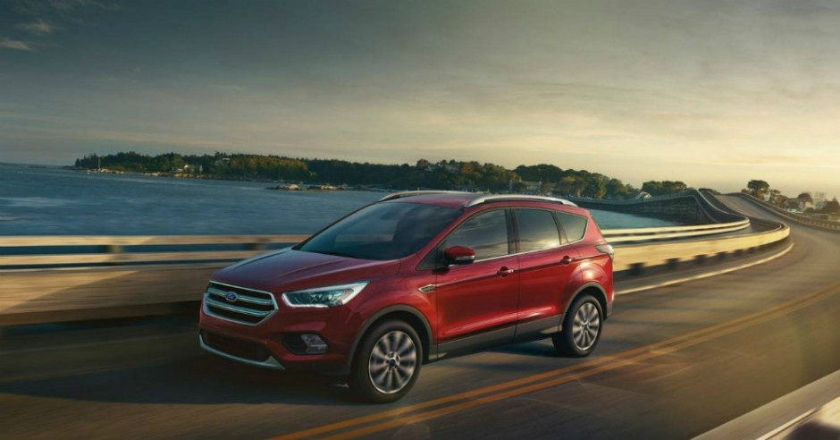 2018 Ford Escape More than Just Competent