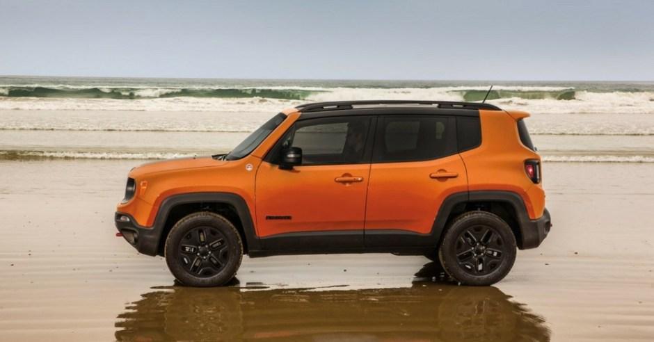 2018 Jeep Renegade: Small Capability