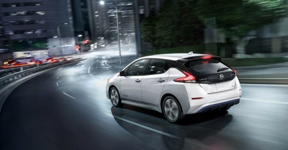2018 Nissan LEAF: Affordable EV Success Continues
