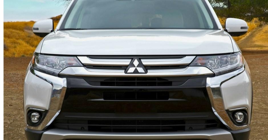 2018 Mitsubishi Outlander: Plenty to Make You Smile