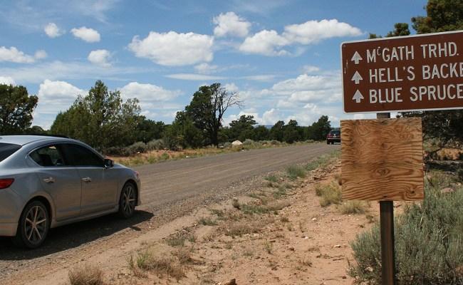 entering_hells_backbone_road Boulder Acura