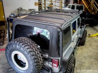 Nice Rack: Jeep Wrangler JK Smittybilt Roof Rack [Review ...