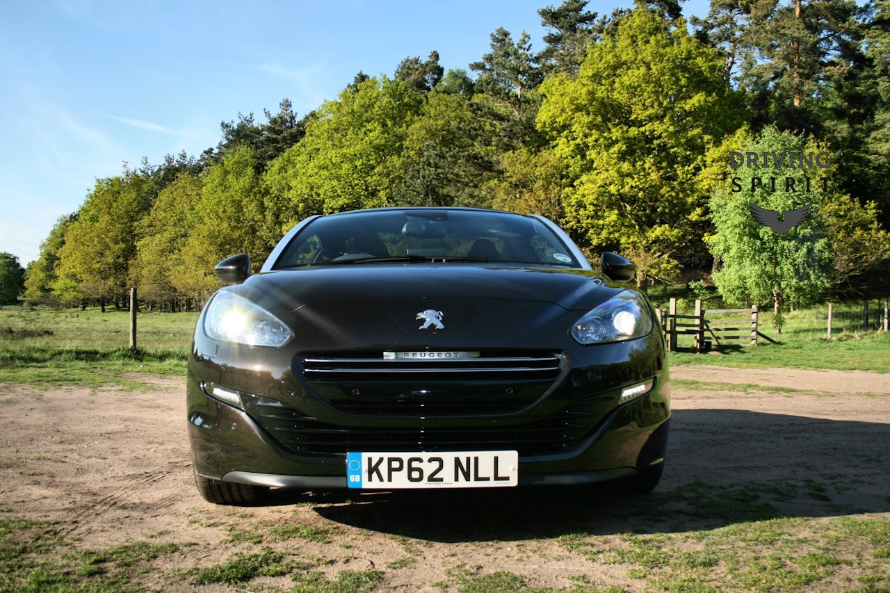 peugeot rcz gt hdi dental work driving spirit. Black Bedroom Furniture Sets. Home Design Ideas