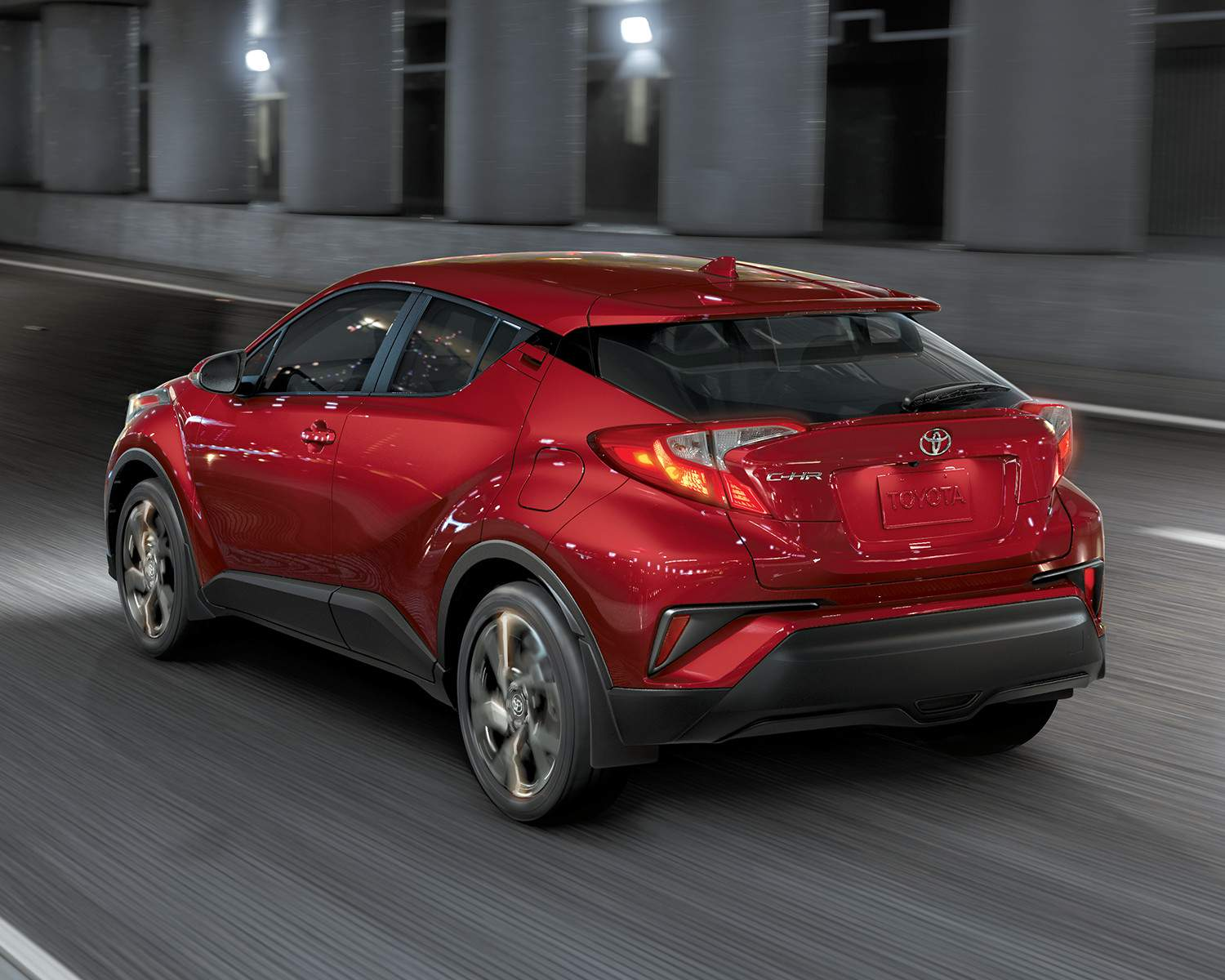 Chr Toyota Toyota Chr 2018 More Thoughts Canadian Car Reviews