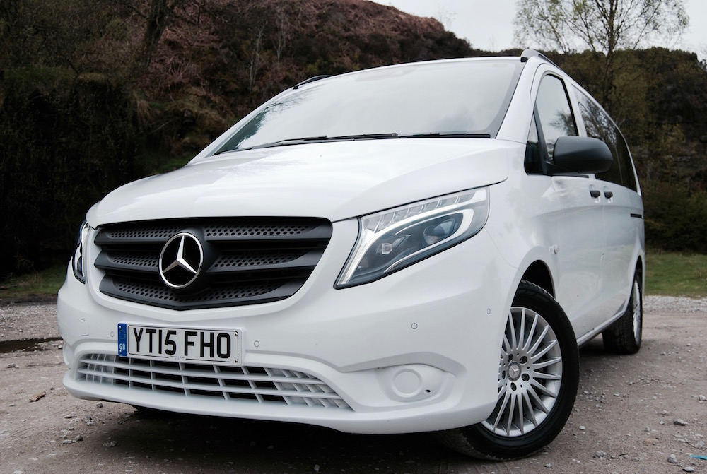 Mercedes Benz Vito Tourer Mercedes-benz Vito Tourer Review - Driving Torque