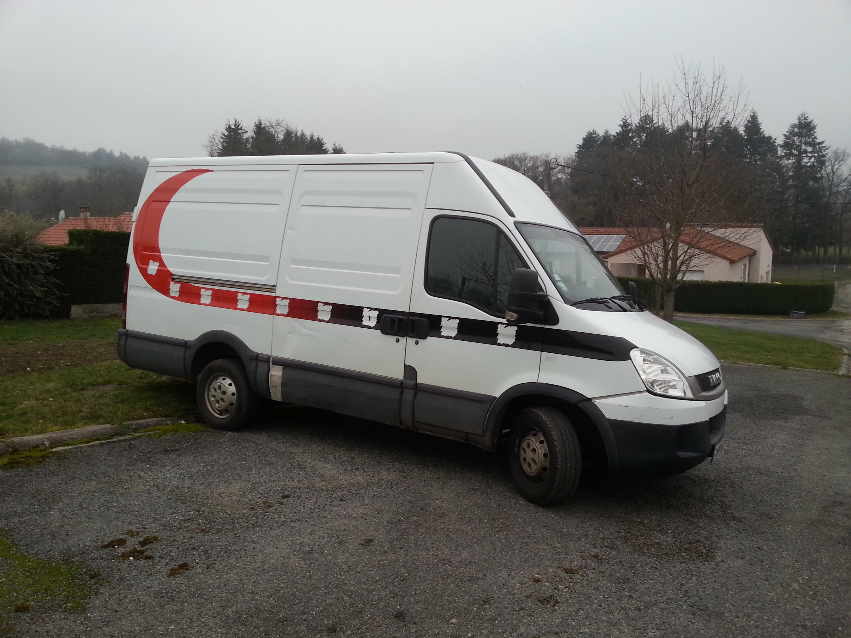 Location Camion Clermont Ferrand Iveco Daily 2 3 Hpi