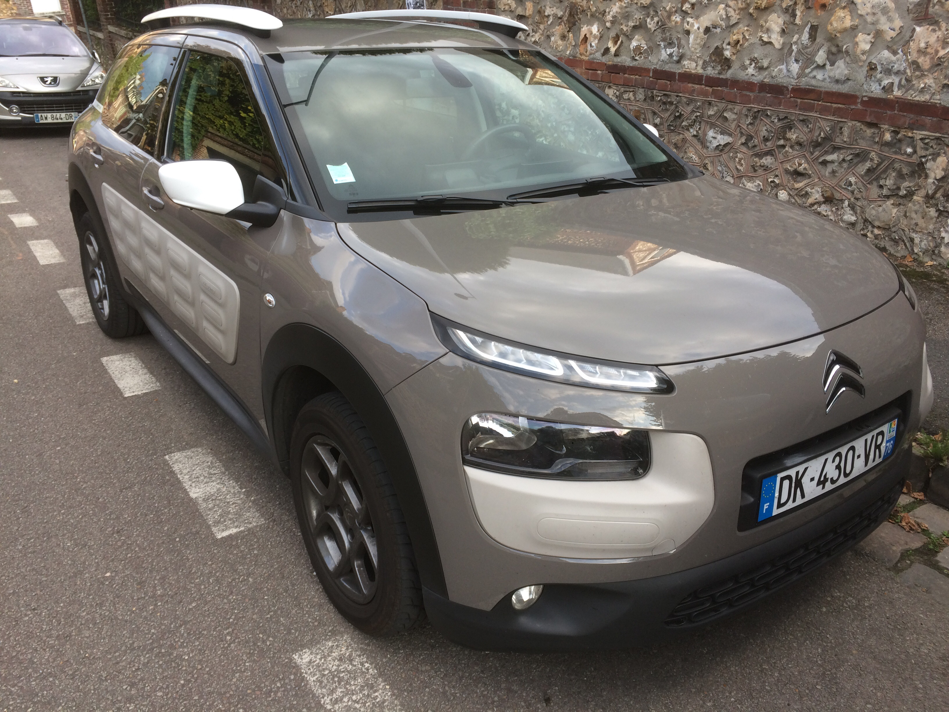 Garage Citroen Grand Quevilly Citroen C4 Cactus Feel Hdi 92