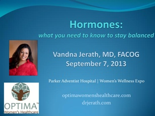 Hormones – what you need to know to stay balanced