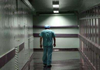 doctor leaving