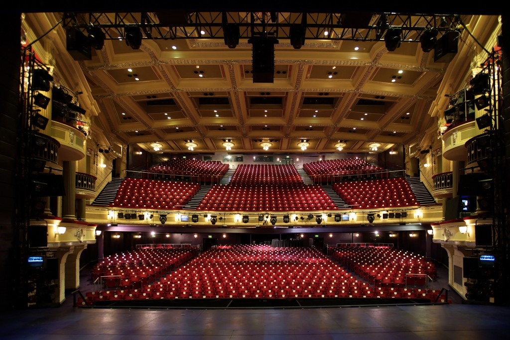 Seating Plan - Birmingham Hippodrome
