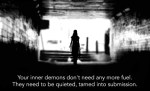 Taming Your Inner Demons. The Role Of Shame In Perfectly Hidden Depression.