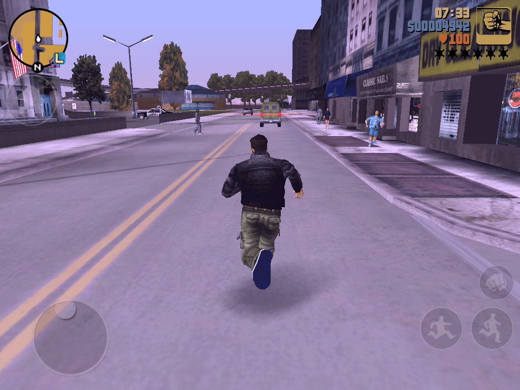 Game Gameplay Rockstar Games Releases Grand Theft Auto Iii For Mobile