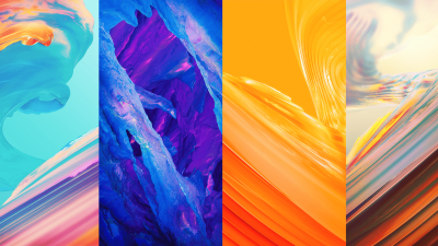 [STOCK] Download OnePlus 5T Stock Wallpapers in Full-HD+ Resolution