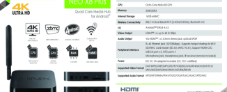 featured neo x8