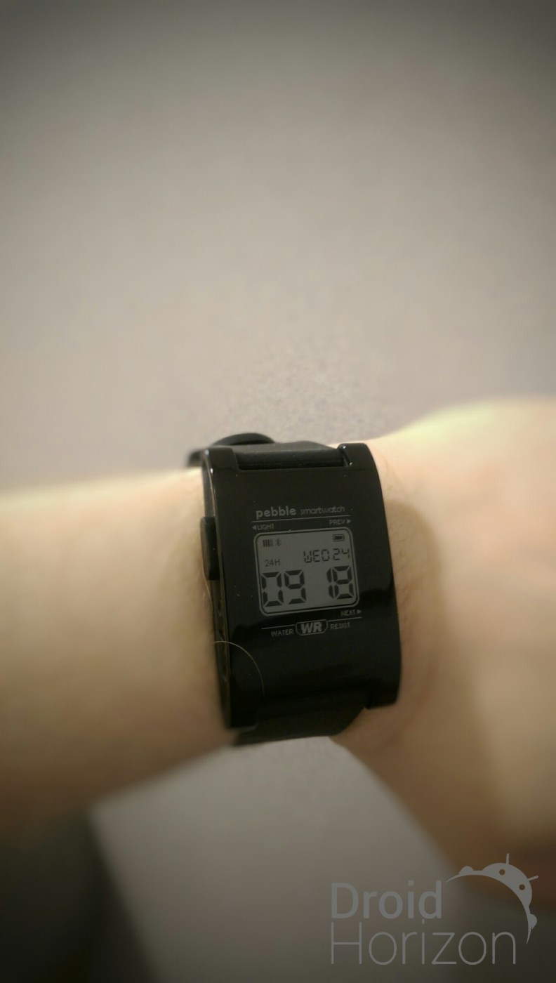 Pebble watch original review for Pebble watches