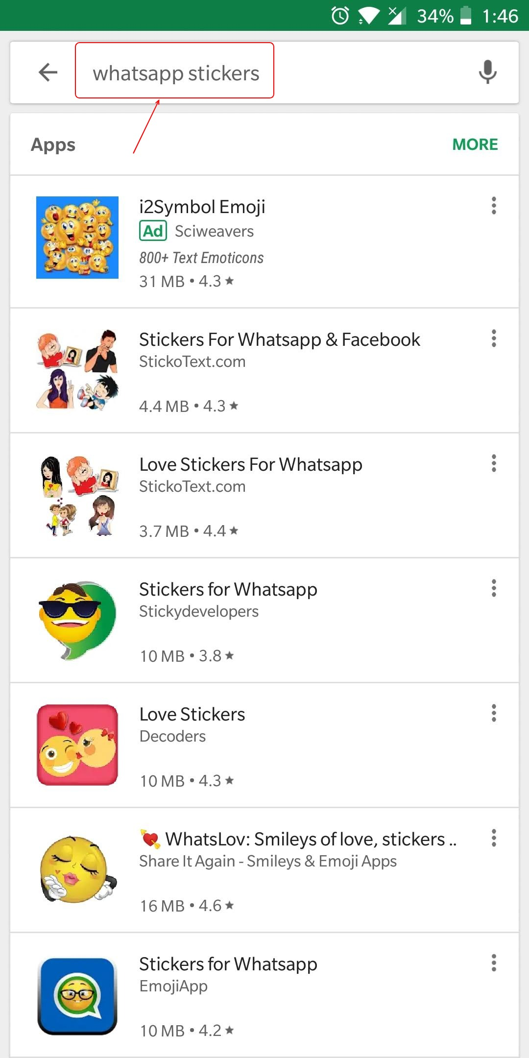 Stickers In Whatsapp Send Whatsapp Stickers In Whatsapp For Android Droidviews