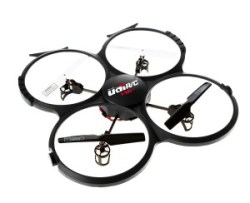 UDI 818A HD+ RC Quadcopter with HD Camera