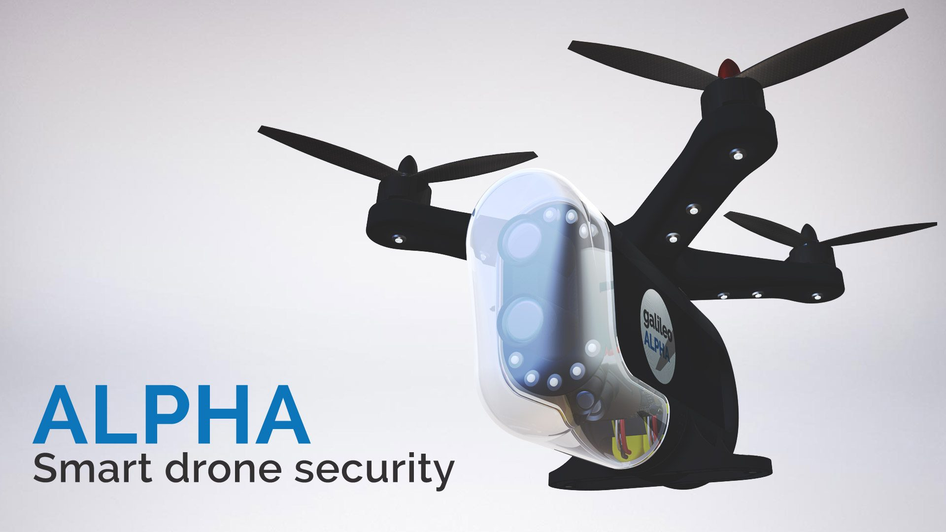 Commercial Pilot Wallpaper Hd Indiegogo Security Drone Alpha Is The Future S Watchdog