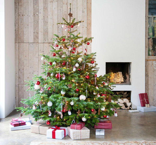 Kerstboom Trends 2017 Droomhome | Interieur & Woonsite