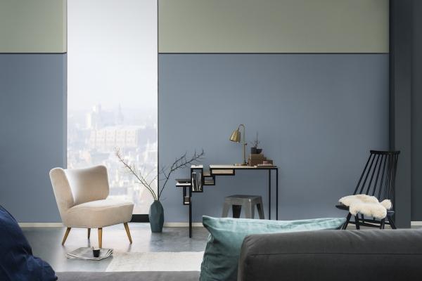 Grijs Groene Muurverf : Grijs groene muurverf fresh 15 woonkamer inspiratie grijs pictures