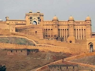 Mahindra And Mahindra Cars Wallpapers Seven Wonders Of India Amer Fort Aired February 2009