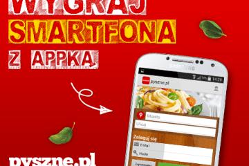 Zamawianie jedzenia online dzięki nowej aplikacji mobilnej
