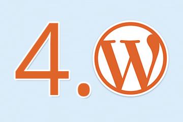 WordPress 4.0: kandydat do wydania numer 1