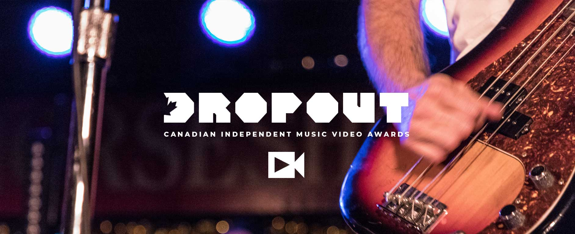 Musique Video Canadian Independent Music Video Awards Dropout Entertainment