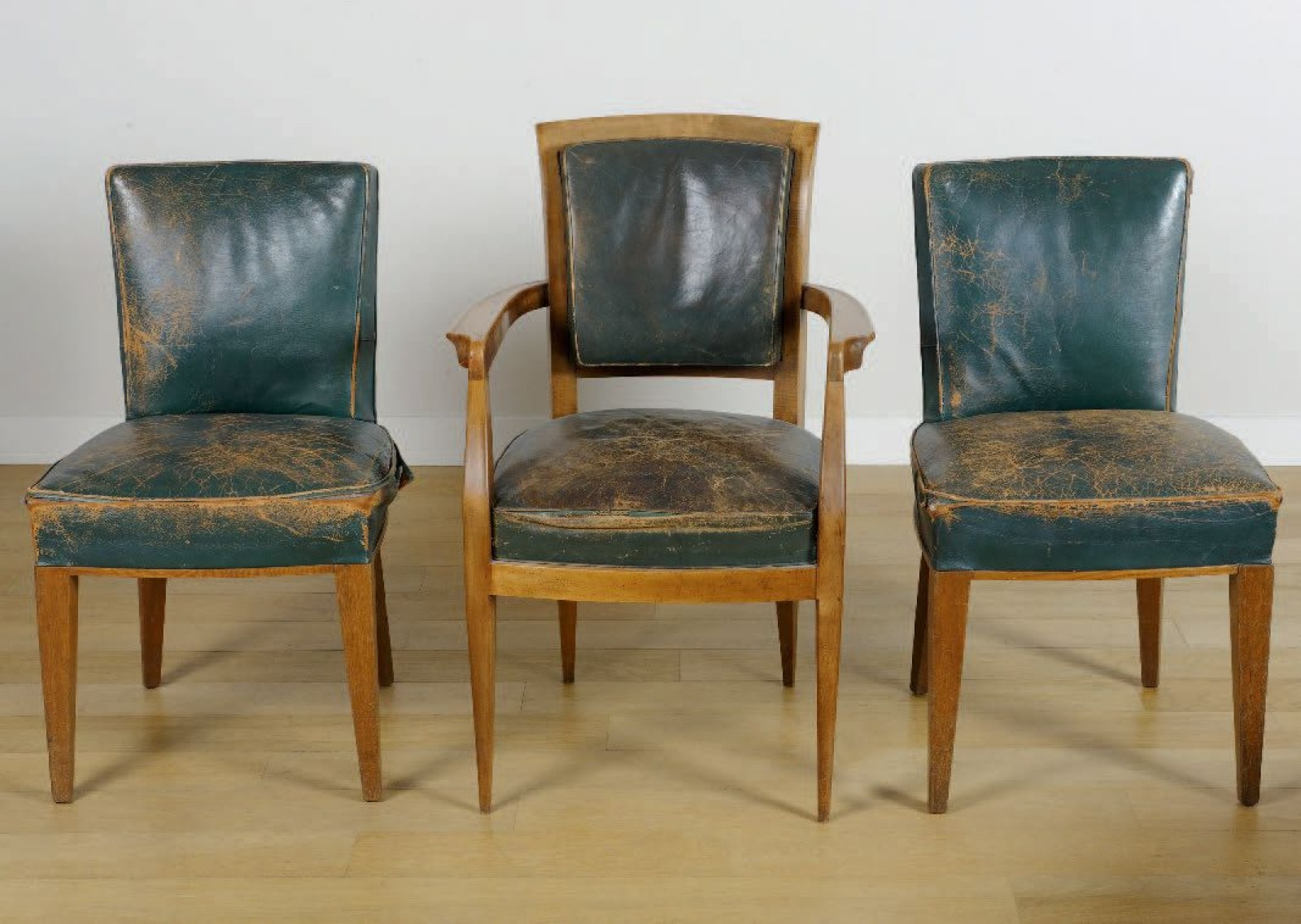 Auction Alfred Porteneuve 1896 1949 Fauteuil De Type Bridge