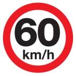 60kmh