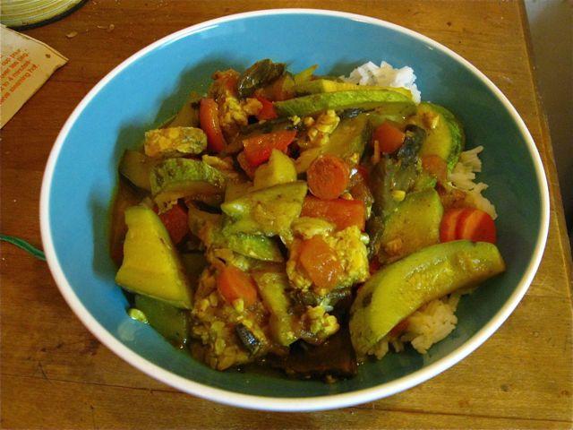 Thai green chili