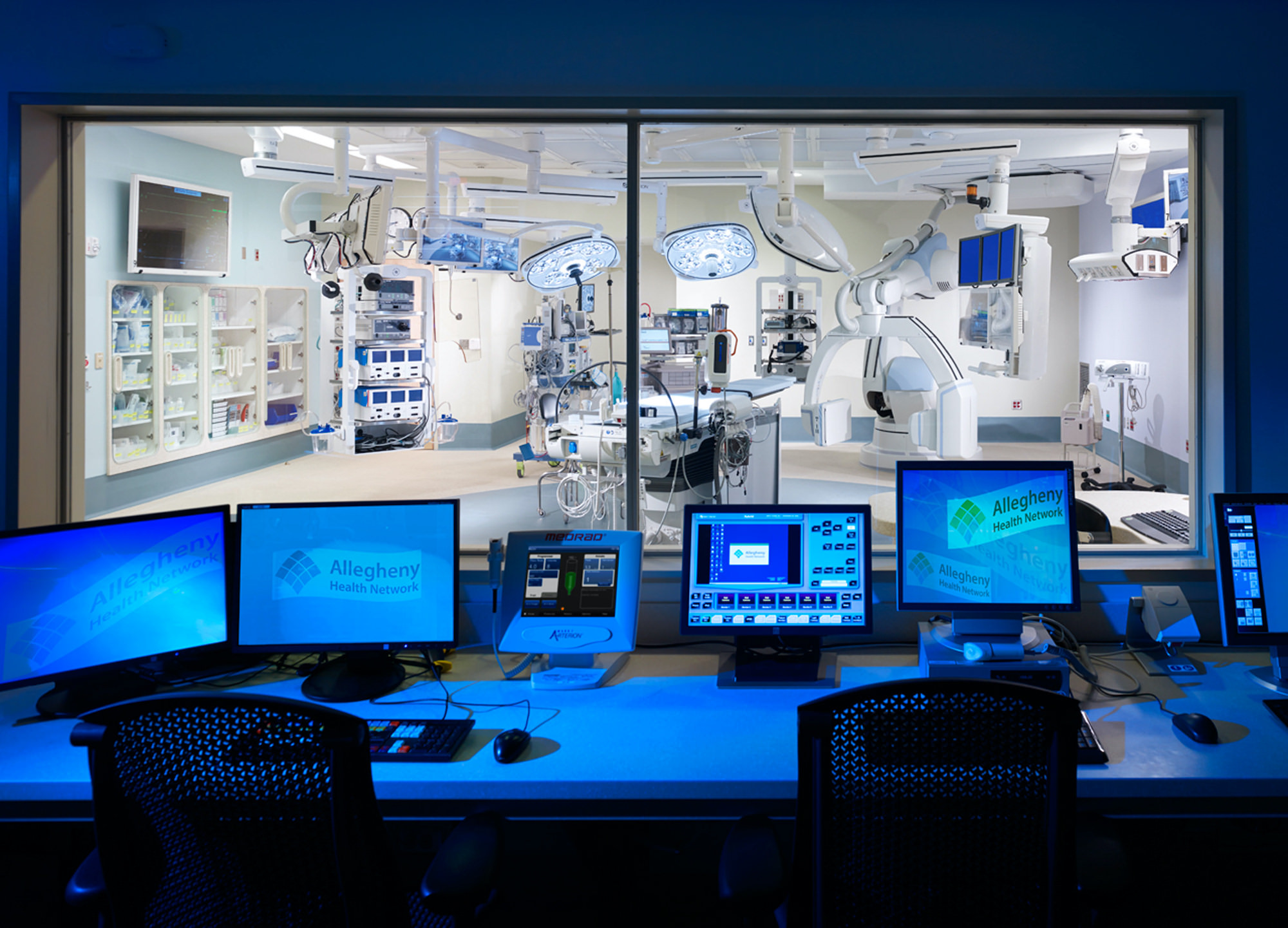 Agh Hybrid Or Suite Cath Lab Drs Architects