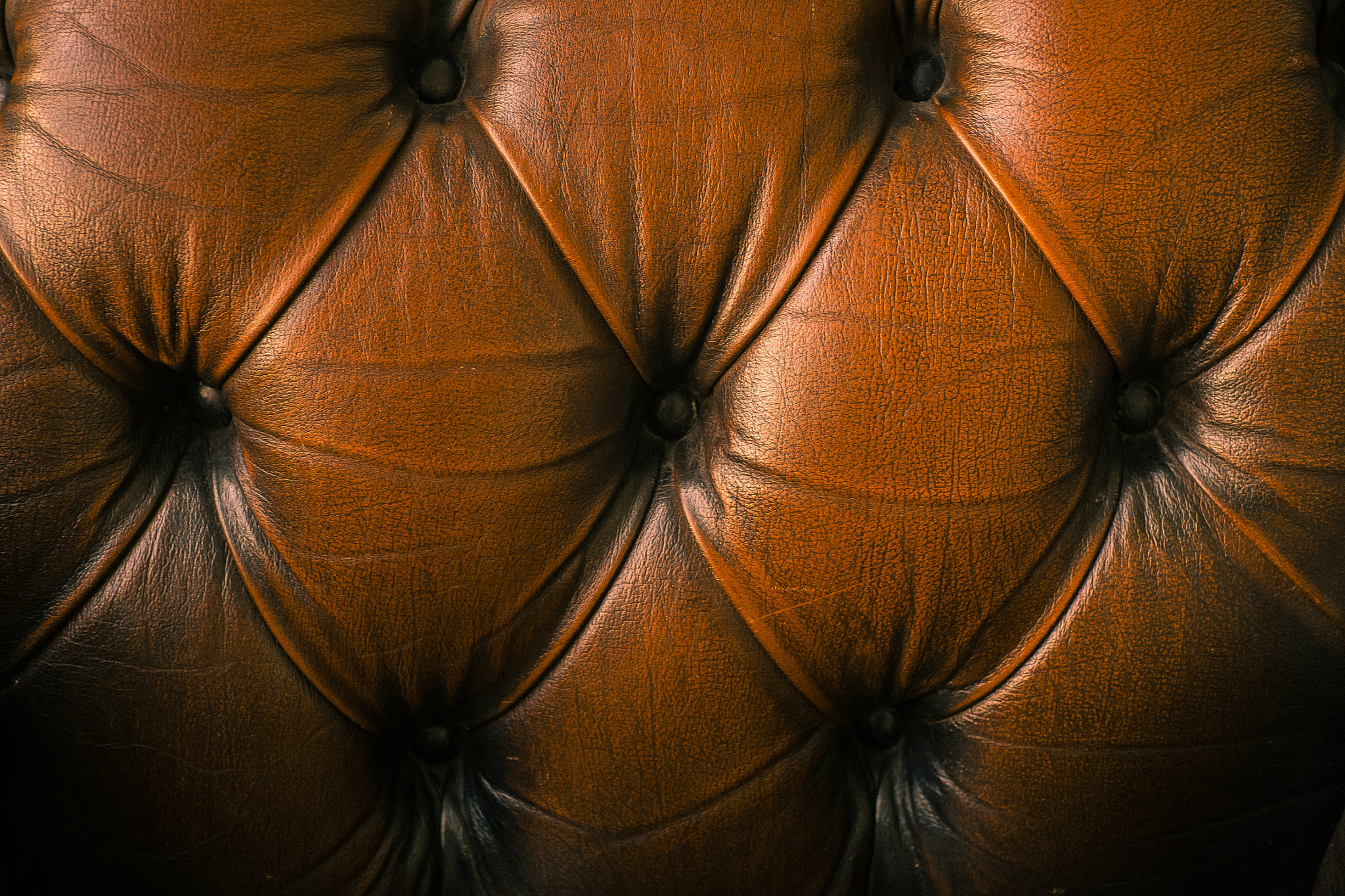 Chesterfield Sofa Texture Photograph Chesterfield Leather By Kris Vandecruys On 500px