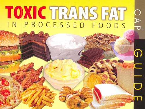 Trans Fats In the Diet Have a Negative Effect on Memory
