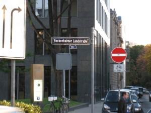 ボッケンハイム街