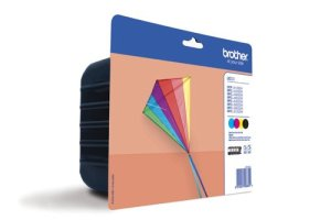 Brother LC-223CMYK 4PACK Tintenpatrone