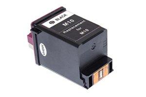 TINTENPATRONE DRUCKERPATRONE PATRONE REFILL schwarz black kompatibel für SAMSUNG INK-M10 / LEXMARK 13400HC