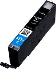 Canon CLI-551XL C Tintenpatrone (11ml) cyan