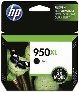 HP 950XL Original Tintenpatrone mit hoher Reichweite schwarz